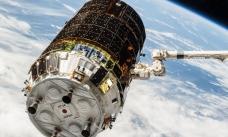 """МКС успешно захватила модуль """"Конотори-5"""""""